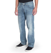 NWT ROCK & REPUBLIC Jeans Magnify RELAXED STRAIGHT Stretch Mens' Denim Cotton Bl