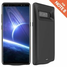 External Power Bank Battery Charger 5500mAh Case Cover For Samsung Galaxy Note 8