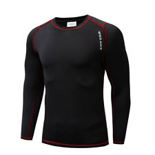 Thermal Fleece Sports Jersey Men Long Sleeve Pro Cycling Shirts Windproof Tights