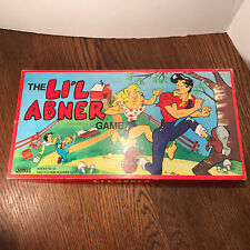 Lil Abner Board Game - Parker Brothers 1969
