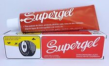 Supergel Super Strong STAIN REMOVER Tar Beach Dirt OIl Wine Ink Varnish - 100g