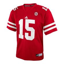 Nebraska Cornhuskers Youth Youth Team Color Football Jersey (Red)