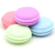 Mini Laciness Macarons Box Candy Color For Jewelry Box Outing Storage Boxes