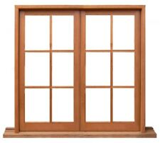 Casement windows - 2 Sash 6 Light - All sizes and configurations