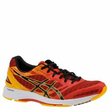 NEW Mens ASICS Prime Red/Black/Gold Fusion GEL-DS TRAINER 22 Running Shoes