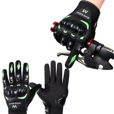 Cycling Gloves Windproof Padded Full Finger Bike Motorcycle Motocross Gloves
