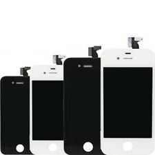 New Replacement LCD Screen + Touch Digitizer Assembly Black For iPhone 4 4G 4S