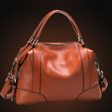 Fashion Women Handbag Genuine Leather Hobo Shoulder Messenger Bag Satchel Purse