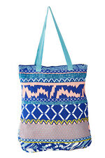 NEW Firefly Womens Totes Cotton Canvas Tote Bag