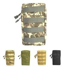 Military Tactical MOLLE Bag Waterproof Waist Pack Outdoor Camping Funny Pouch