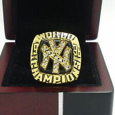 1996 New York Yankees World Series Championship Ring 11Size Solid Back