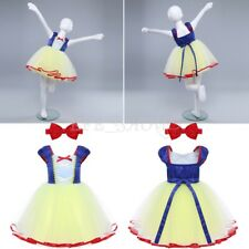 Baby Girls Princess Fairy Tale Costumes Toddler Kids Cosplay Party Dress Clothes