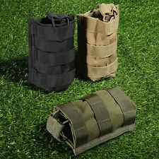 Tactical Molle Magazine Pouch 600D Nylon Fiber Pistol Mag Pouch Outdoor Hunting