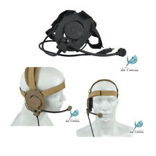 Z029 Bowman Style Headset Evo III Z-Tactical Various Airsoft Ptt 2 Way Radio