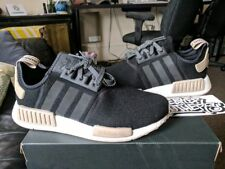 Adidas NMD_R1 Runner Nomad Boost Core Black Wool Exclusive Trace Khaki Cq0760