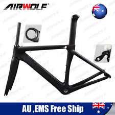 Light 100% Carbon Road Bicycle Frame Fork Internal Di2 700C 3K Cycling BSA Frame