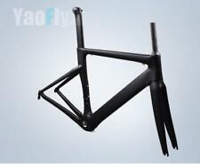 3K Glossy T1000 Toray Carbon 700C TRACK Road Bike Bicycle Frames 48 51 54 56cm