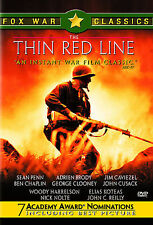 The Thin Red Line (DVD, 2009, Widescreen Edition)