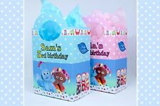 Iggle Piggle Party Bag Personalised Favour Treat Gift Box In The Night Garden