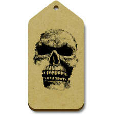 'Skull' Gift / Luggage Tags (Pack of 10) (vTG0003343)