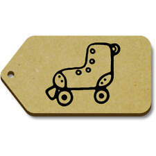 'Roller Skate' Gift / Luggage Tags (Pack of 10) (vTG0017791)