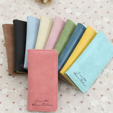 Women Fashion Leather Clutch Wallet Lady Long Card Holder Case Purse Handbag d