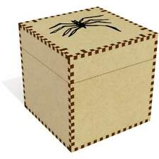 'Spider' Jewellery / Trinket Boxes (vJB0010172)