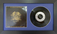 """Picture Photo Frame for Single 7"""" Vinyl LP Record with Album Cover   Blue Mount"""