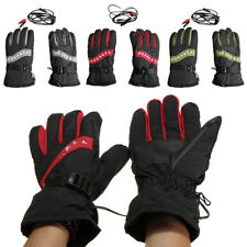Winter Outdoor Sport Electric Heated Gloves Motorcycle Glove Hunting Hand Warmer