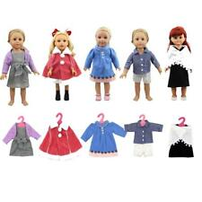 Doll Clothes Hanger Set Shawl/Jacket/Dress for 18inch American Girl My Life Doll