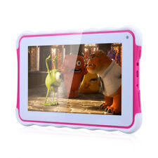 """PINK Excelvan 711 7"""" Android 4.4 Allwinner A33 Duad Core 512MB+8GB 3G Tablet PC"""