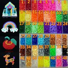 PP 5mm PERLER/HAMA BEADS for Child Gift GREAT Kids Great Fun Toy HOT 1000pcs