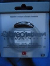Brand New  Breo Roam Sports Watch Black Water Resistant Rubber Strap - Size L