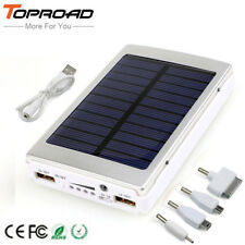 Solar Charger Power Bank 12000MAH Portable External Battery For Smartphones