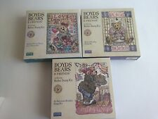 Vintage Boyd Bears and Friends Rubber Stamp Kit 1st Ed. Choose from 3 Designs