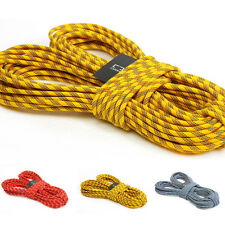 Outdoor Climbing Rope Rock Climbing Rope Equipment Fire Escape Rescue Rope 8MM