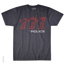THE POLICE-GHOST IN THE MACHINE-TSHIRT  S, M, L, XL, XXL Sting, Copeland,Summers