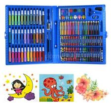 148-Piece Deluxe Art Set Drawing Pencil Supplies Sets for Kids Personalized Q0D7