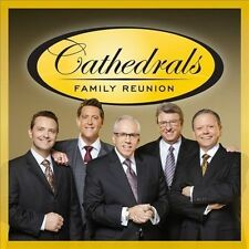 Cathedrals Family Reunion CD New Sealed Cathedral Quartet Ernie Haase Gospel