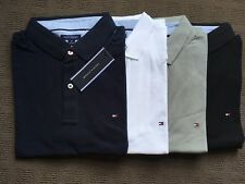 NWT Tommy Hilfiger Polo T-Shirt Genuine Factory Seconds 100%Cotton Short sleeve