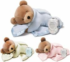 Prince Lionheart ORIGINAL SLUMBER BEAR Baby/Toddler Audio Silkie Sleep Aid BN