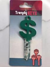 $$$$$$$$  shapes Blank  for Kwikset KW1 KW10  House keys  New old stock