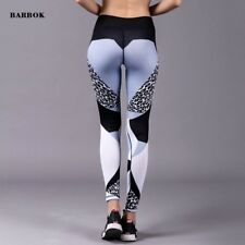 Female Sexy GYM Leggings Women Fitness Yoga Strench Sport Pants Halloween Active