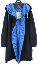 S Max Mara BDouble Double Faced Virgin Wool and Siberian Down Coat Msrp $2650.00