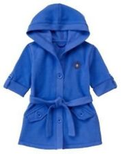 NWT Gymboree Girls Flower Showers Hooded Blue Daisy Jacket Size XS (3-4) S (5-6)