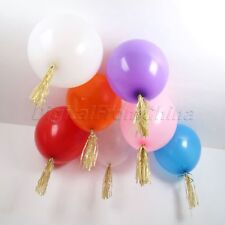 Large Latex Balloon Birthday Christmas Celebration Wedding Party Festive Decor