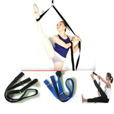 Ballet Dance Resistance Band Leg Stretcher Pilates Yoga Fitness Stretch Bands