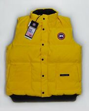 Canada Goose Arctic Program Mens Freestyle Down Vest 4150M Sizes L  5°C / -5°C