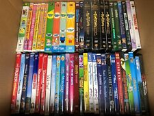 80 HUGE DVD MOVIE LOT YOU CHOOSE TITLE New and Used Disney Horror Kids TV SHOWS