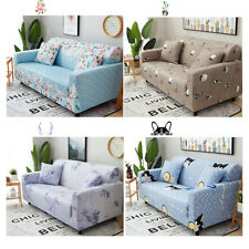 Pastoral Style Polyester Couch Cushion Sofa Cover Slipcover Cloth Protect Cover